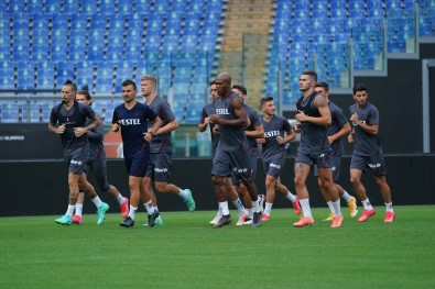 Trabzonspor Fisi Ilk Yarida Çekiyor