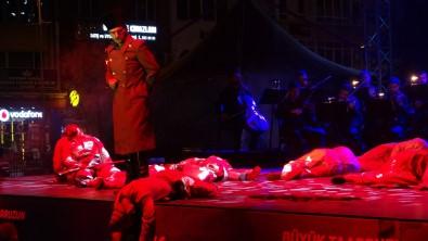 Usak'ta 30 Agustos Kutlamalari Basladi
