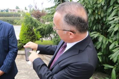 Vali Çeber'den Rize'de Artan Vakalarla Ilgili Açiklama Açiklamasi 'Arzu Etmedigimiz Bir Liderligi Yasiyoruz'