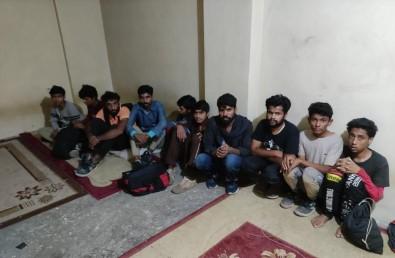 Van'da 24 Düzensiz Göçmen Yakalandi