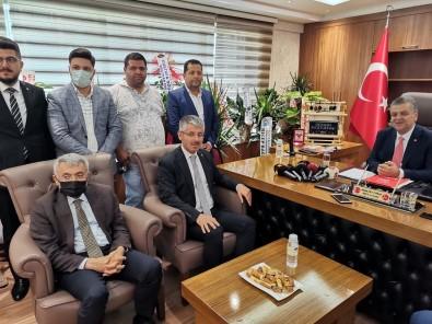 AK Parti'den Incetoprak'a Ziyaret