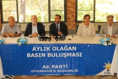 AK Parti Diyarbakir Il Baskani Aydin Açiklamasi 'Millet Ittifakinin Yaptigi Kürtleri Asagilamaktir'