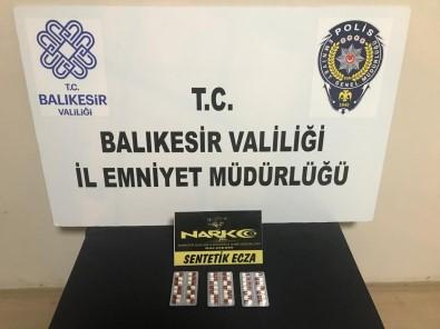 Balikesir'de Uyusturucu Operasyonunda 10 Gözalti