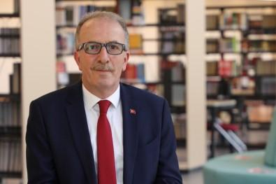 Bartin Üniversitesi Rektörü Prof. Dr. Orhan Uzun'un 'Hos Geldiniz' Mesaji