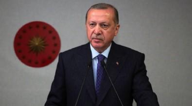 Başkan Erdoğan'dan kritik açıklamalar: Artık İHA'larımız, SİHA'larımız var, kapılarda dilenci değiliz