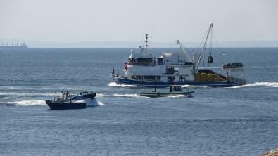 Çanakkale'de Denizlerde Av Sezonu Basliyor
