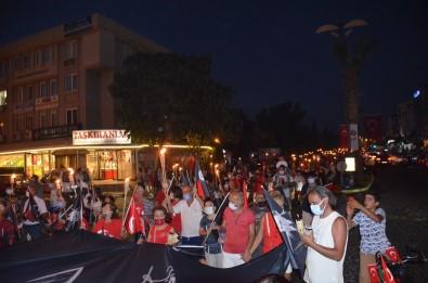 Didim Belediyesinden Zafer Bayrami'nda Onur Akin Konseri