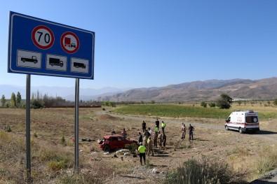 Erzincan'da Trafik Kazasinda Anne Ve Oglu Hayatini Kaybetti