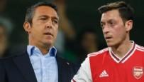 Fenerbahçe'de bomba iddia! Ali Koç'tan Mesut Özil'e şok sözler