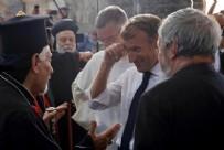 Hristiyan din adamı, Fransa Cumhurbaşkanı Macron'u yerden yere vurdu
