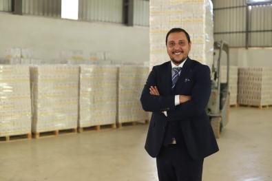 Ibrahim Arslan Açiklamasi 'Testa Un, Üretimin Yüzde 50'Den Fazlasini Ihracatta Degerlendiriyor'
