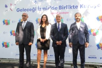 Izmir Enternasyonal Fuari 90. Kez Kapilarini Açiyor