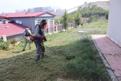 Izmit'te Okul Bahçeleri Ögrenciler Için Hazirlaniyor