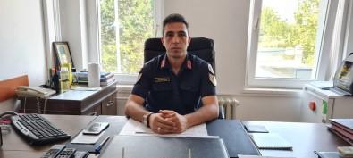 Iznik Jandarma Karakol Komutani Duran Göreve Basladi