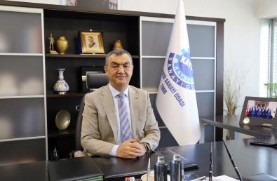 Kayseri'nin Ihracati Ilk 7 Ayda Yüzde 44 Artti