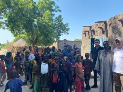KBÜ Adina Çad'da Su Kuyulari Açildi