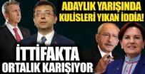 Kulislerden Kılıçdaroğlu ve Akşener'i kızdıracak iddia! Adaylık için ortak karar: Belediye başkanları