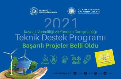 KUZKA, 2021 Yili Teknik Destek Programi 3. Dönem Basarili Projeleri Belli Oldu