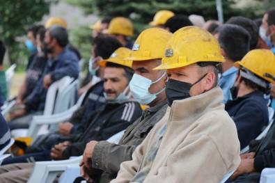 Madencilere Tiyatrolu Is Güvenligi Egitimi