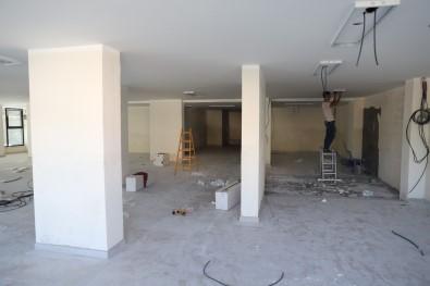 Mardin'de Gençlik Merkezi Ek Hizmet Binasi Açiliyor