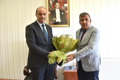 MASKI Genel Müdürü Mehmet Mert Görevine Basladi