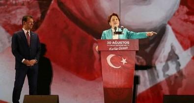 Meral Akşener'in Ekrem İmamoğlu'nu Fatih Sultan Mehmet'e benzetmesine tepkiler çığ gibi