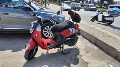 Motosikletler Çarpisti Açiklamasi 2 Yarali