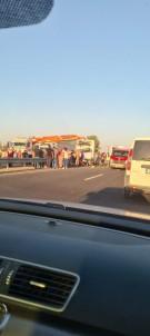 Nusaybin'de Trafik Kazasi Açiklamasi 1 Ölü, 1 Yarali