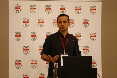 Saffet Akyüz Açiklamasi 'TFF 3. Lig'de Var Olan 25 Yas Siniri Amacinin Disina Çikmistir'