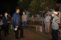 Vali Ali Çelik Açiklamasi 'Depremde 15 Binada Hasar Tespit Edildi'