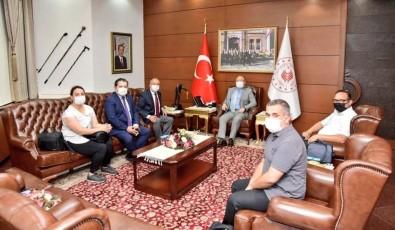 Vali Tutulmaz'dan Cami Açiklamasi Açiklamasi 'Eregli Bu Firsati Kaçirmasin'
