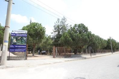 Yunusemre Mahallesi'ne Nefes Aldiracak Proje Basladi