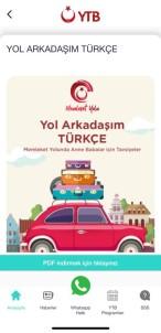 Yurt Disinda Yasayan Vatandaslarin Türkiye Seyahatleri Için 'Memleket Yolu' Mobil Uygulamasini Gelistirildi