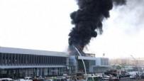 ANKARA'DA HASTANEDE YANGIN - Ankara'da yangın! Ankara'da nerede yangın çıktı?