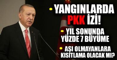Başkan Erdoğan'dan A Haber ve ATV ortak yayınında önemli açıklamalar