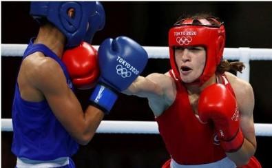 Tarih yazdılar! İlklerin olimpiyatına Naz Çakıroğlu ve Busenaz Sürmeli damgası!