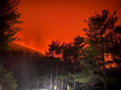 Dışişleri Bakanı Mevlüt Çavuşoğlu: Yarın yangını kontrol altına almayı hedefliyoruz