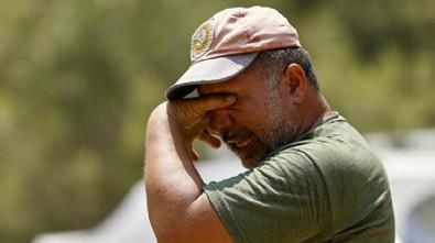Orman işçisinin telsiz anonsu duyan herkesi ağlattı!