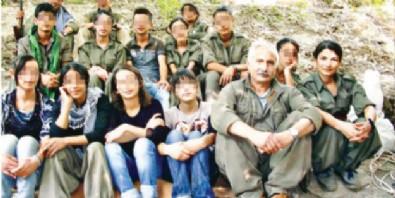 PKK Ezidi azınlığın çocuklarını böyle kaçırmış!