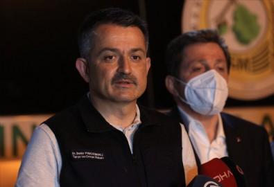 Son 9 günde 38 ilde 180 orman yangını kontrol altına alındı