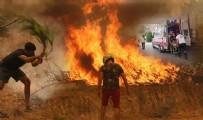 HATAY YANGIN SON DURUM - Yangınlar söndürüldü mü? Yangında son durum ne? Hangi illerde yangın var? Bodrum, Marmaris, Milas, Çökertme yangınlarında son durum!