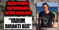 ONUR ALP EKER NEDEN ÖLDÜ? - Tüm Türkiye'nin konuştuğu Onur Alp Eker'in otopsisinde dikkat çeken detay!