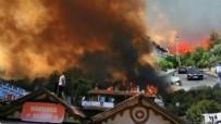 ORMAN YANGıNLARı - Yangın bölgesindeki esnaftan çağrı! Rezervasyonları iptal etmeyin...