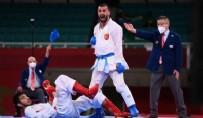 Tokyo'da tarihi madalya! Uğur Aktaş karatede bronz madalya kazandı...