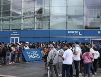 Dünya yıldızı Lionel Messi Paris'i sokağa döktü!