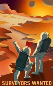 NASA, Mars simülasyonları için aday arıyor!