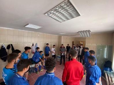 Pursaklar'in Gençleri Türkiye Sampiyonu