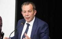 Bolu Belediye Başkanı Tanju Özcan'dan skandal bir anı!