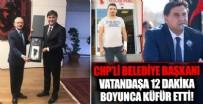 CHP'li Fethiye Belediye Başkanı Alim Karaca vatandaşa telefonda dakikalarca küfür yağdırdı