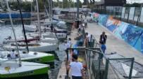 Denizcilik, Yelken ve Deniz Çevre Bilinci Mural/Graffiti yarışmasında ödüller sahiplerini buldu!